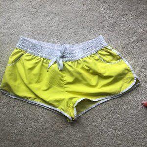OP Yellow Juniors Board Shorts